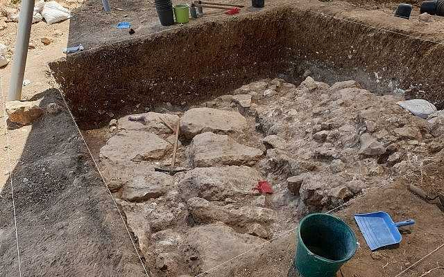 Mega Fortifications Dating to Time of David Found Below Dig Site at Gath, Philistine Goliath's Hometown