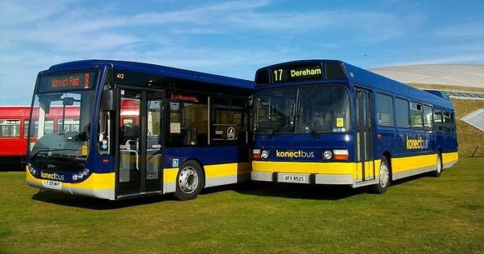 UK Bus Driver Suspended After Allegedly Swapping Out Bus Promoting Pride
