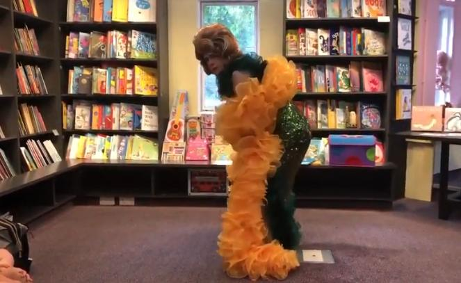 UK Drag Queen Teaches Children as Young as 3 How to Twerk