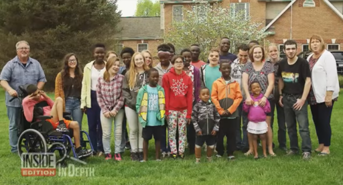 The 'Call Upon our Lives': West Virginia Couple Has Adopted 32 Children and Doesn't Plan to Stop