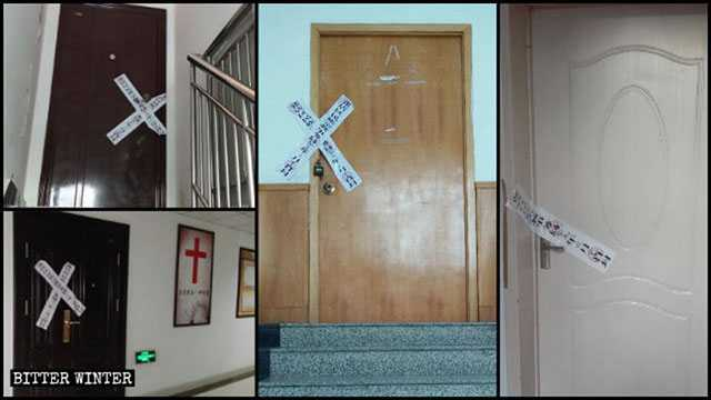 10 Sola Fide Chinese House Church Meeting Venues Shut Down