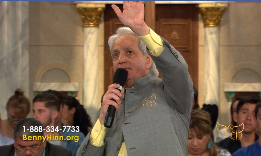 Benny Hinn Reaffirms Opposition to Prosperity Gimmicks
