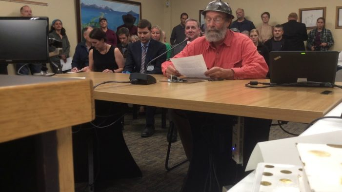 Church of the Flying Spaghetti Monster 'Pastor' Permitted to Mock God During 'Invocation' at Alaskan Assembly Meeting