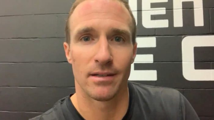 'I Don't Support Groups that Promote Inequality,' NFL's Drew Brees Says After Focus on the Family Ad Questioned