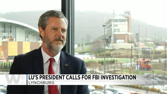 Embattled Liberty University 'Dictator' Jerry Falwell Jr. Vows to Sue 'Fearful' Staffers Who Exposed Damning Emails to Media