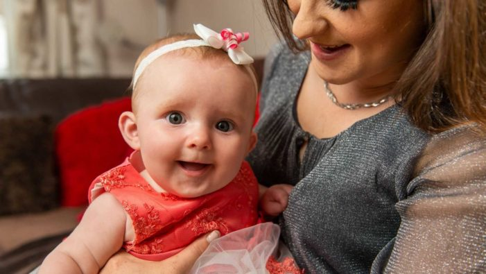Mother Who Refused to Abort Baby With Medical Needs Welcomes Daughter: 'She's My Little Miracle'