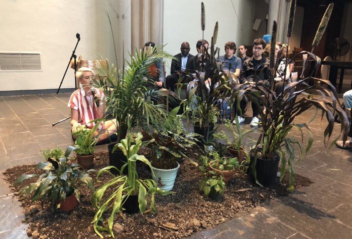 Seminary Students Repent to Plants, 'Confess' and 'Sorrow in Prayer' to Vegetation in Chapel Ceremony