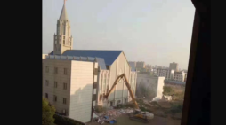 Chinese Authorities Demolish Megachurch, Detain Pastors Called 'War Against the Peaceful Christian Faithful'