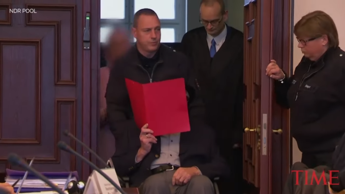 93-Year-Old Former Nazi Guard on Trial in Germany for Being an Accessory to Thousands of Murders