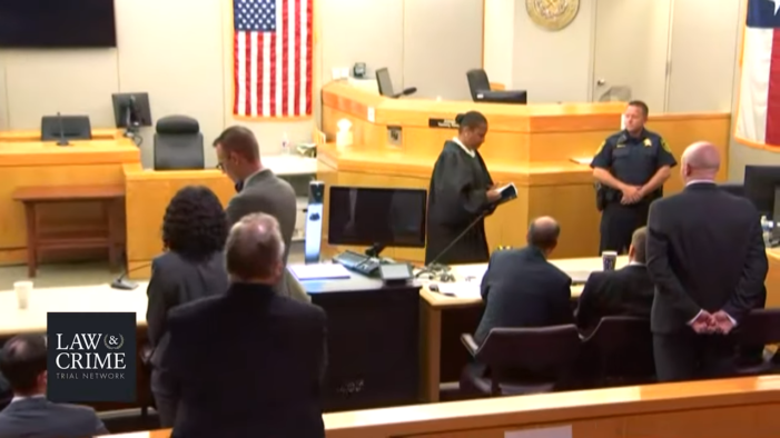'For God So Loved the World': Judge Gives Amber Guyger a Bible After Botham Jean Murder Trial