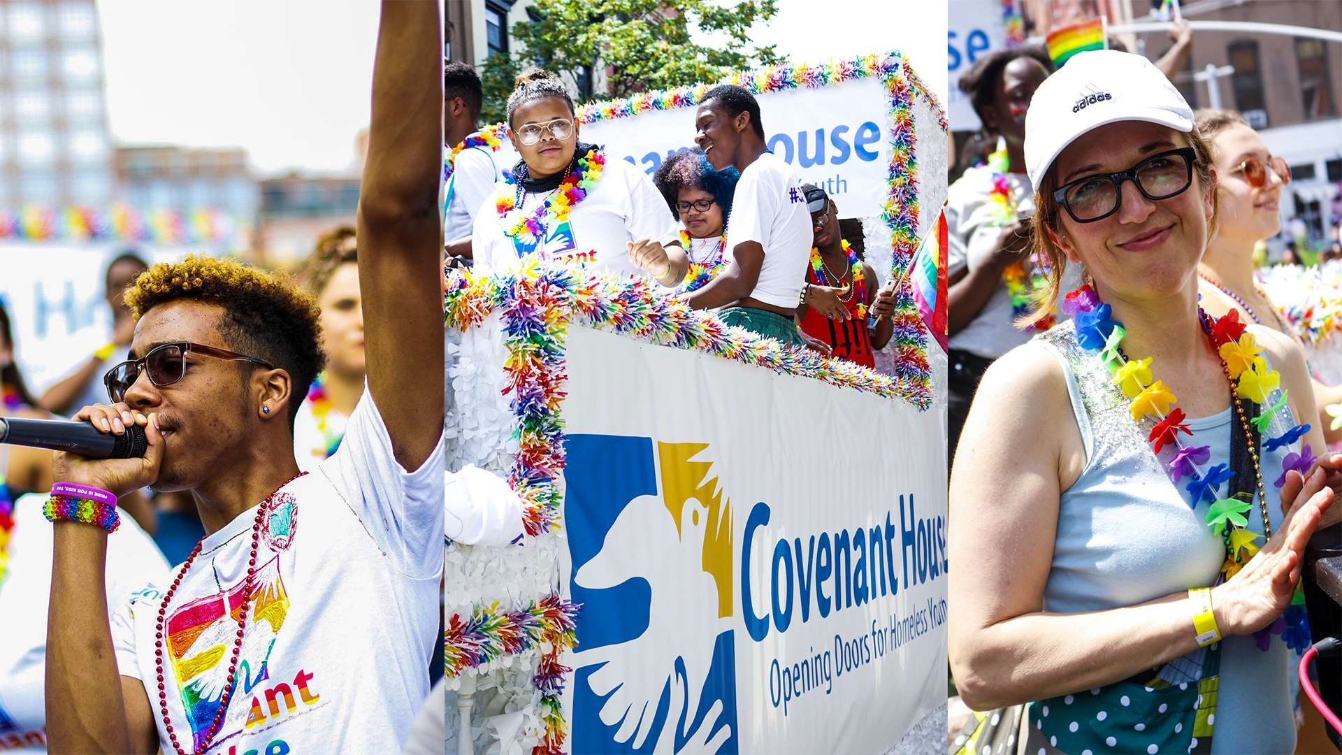Covenant House International NYC Pride