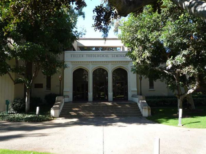Lesbian Who 'Married' a Woman Sues After Being Expelled From Fuller Theological Seminary