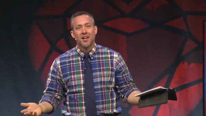 Southern Baptist President J.D. Greear Says He Would Use 'Preferred Pronoun' of Transgender Person as Act of 'Hospitality'