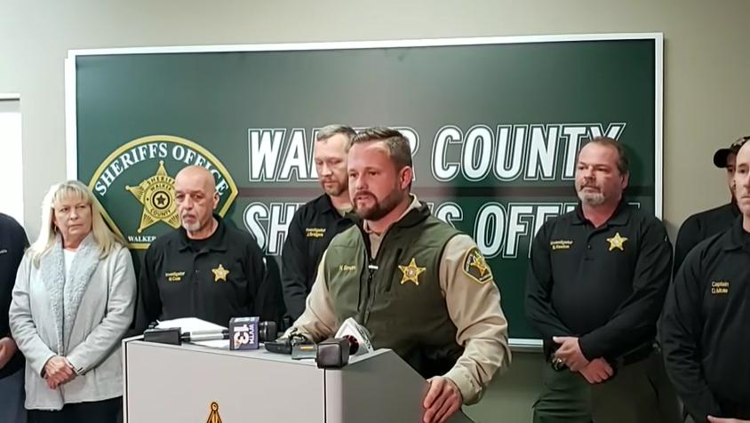 Alabama: Sheriff 'Won't Bow' to Bidding of The Freedom From Religion Foundation