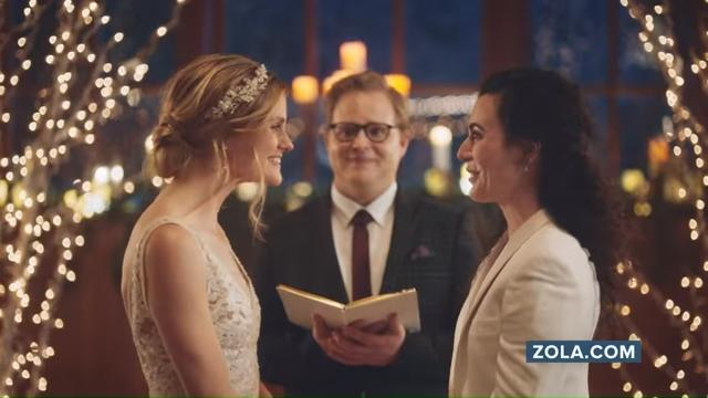 Hallmark to Reinstate Lesbian 'Wedding' Commercial After Initially Pulling Ad, Vows to 'Better Represent the LGBTQ Community'