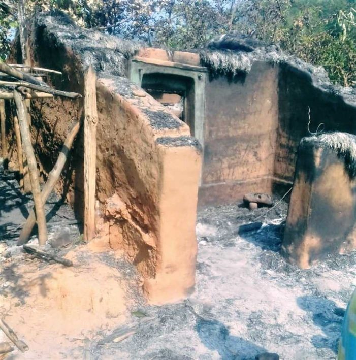 Axe-Wielding Tribal Animists Set Bibles, Church Building Ablaze in Eastern India