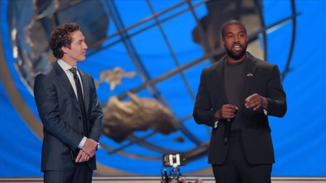 Kanye West to Team Up With Joel Osteen for 2020 'America's Night of Hope' at Yankee Stadium