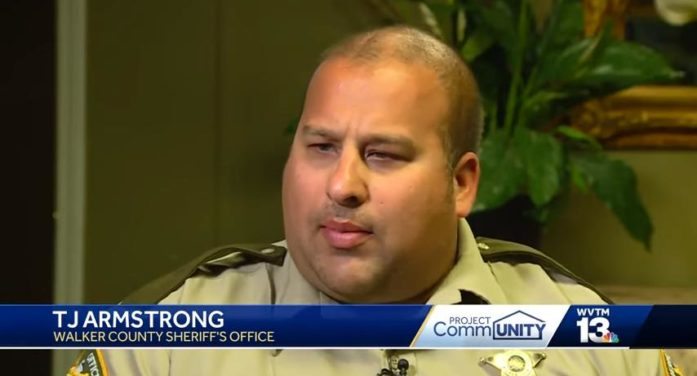 'They're Wrong': Ala. Sheriff's Office Rejects Atheist Assertion Govt. Can't 'Call on Citizens to Pray' in Wake of Tragedy