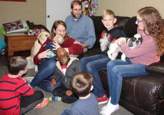 'James 1:27 Became My Mandate': Mississippi Pastor and Wife Embody Foster, Adoption Ministry