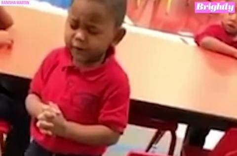 Video of 3-Year-Old Leading Preschool Classmates in Prayer Warms Hearts