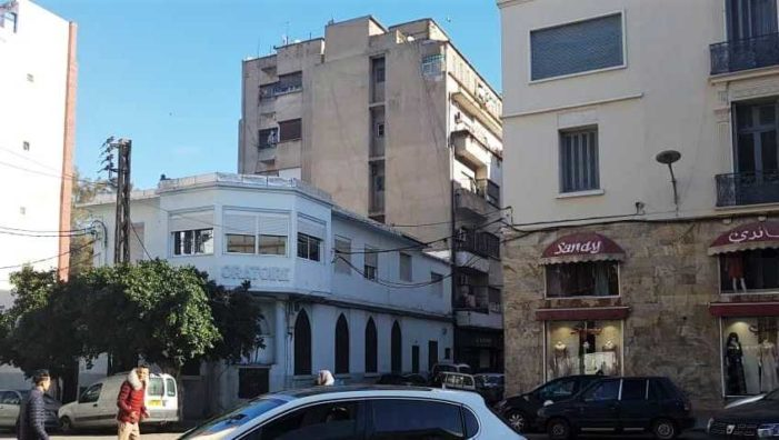 Order Issued to Close Church Building in Algeria