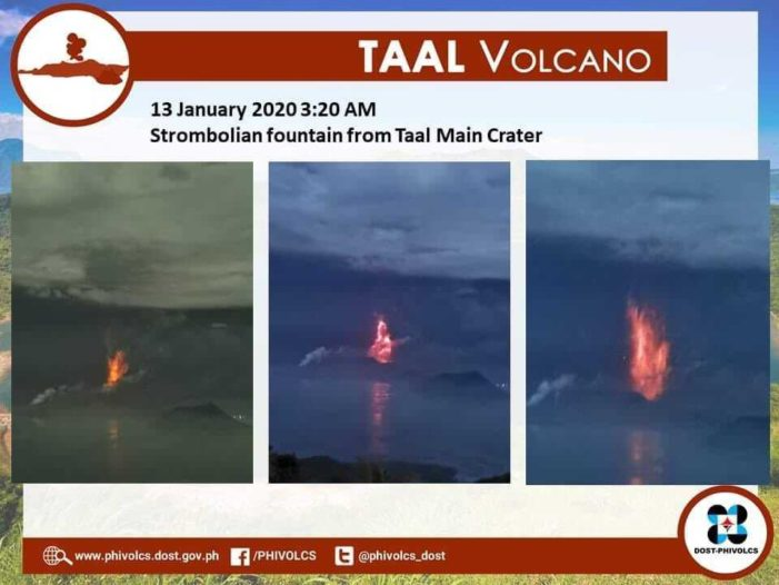 Taal Volcano Poses Ongoing Threat in Philippines, Believers Offer Help, Hope