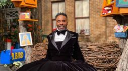 Homosexual Actor Known for Wearing Dresses and Gowns to Appear on 'Sesame Street'