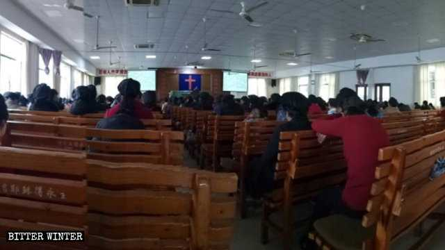 Crackdowns on House Churches in China's Ninghai County