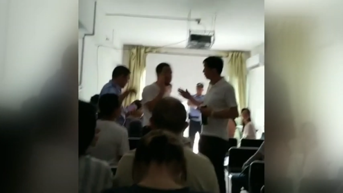 30 Police Officers Raid House Church in Guangdong, China