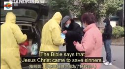 Christians in China Distributing Masks, Gospel Tracts to Show Love of God in Midst of Coronavirus Crisis: Video