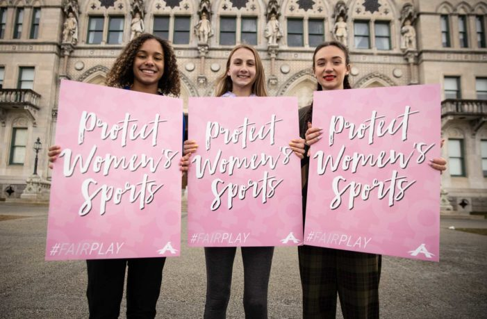 High School Track Athletes File Suit to Seek Fairness in Girls Sports After Boys Who Identify as Girls Allowed to Compete