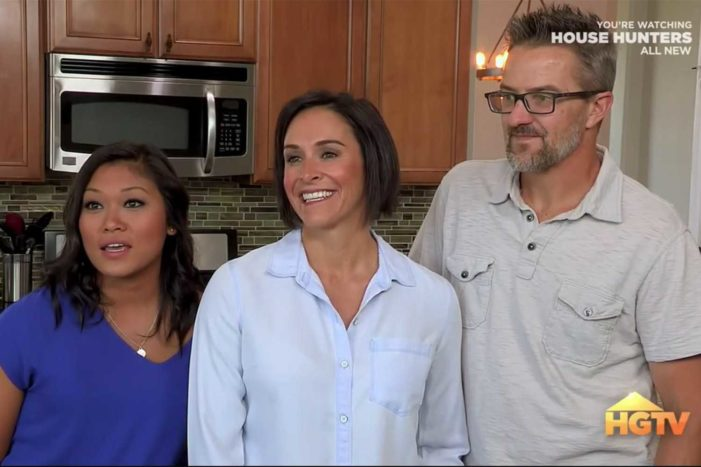 HGTV's 'House Hunters' Features Polyamorous 'Throuple'