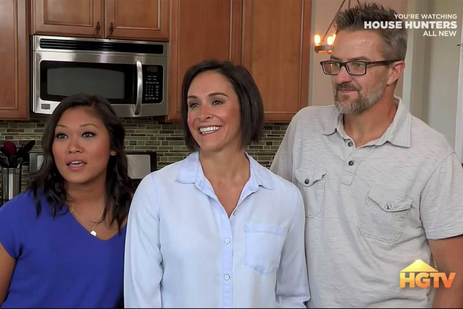 house hunters throuple