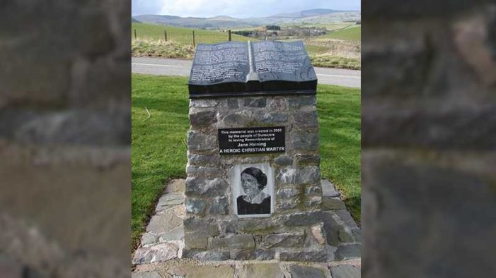 Members of Scottish Parliament Call for Memorial to Honor Christian Heroine of the Holocaust