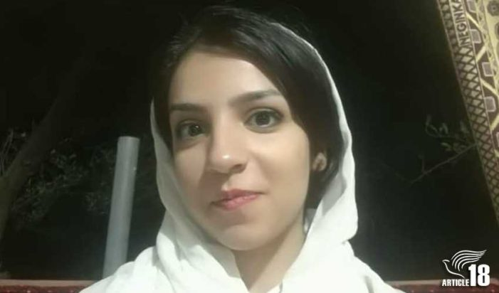 Iranian Christian Fatemeh Mohammadi Reported Detained in Tehran Prison