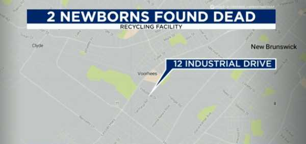 2 Newborns Found Dead at NJ Recycling Plant Just 6 Hours Apart