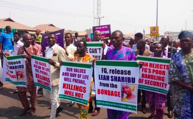 Five Million March Against Christian Persecution in Nigeria