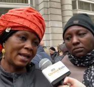 Mother of Captive Christian Schoolgirl Leah Sharibu Joins Protest on Day Marking Second Year Since Abduction