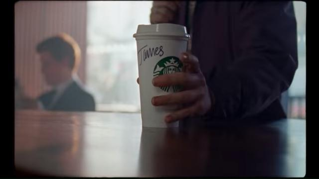 Starbucks UK transgender advertisement