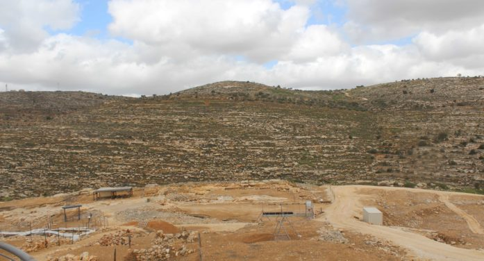 Archaeologist Uncovers Artifacts Pointing to Site of Joshua-Era Israelite Tabernacle in Shiloh