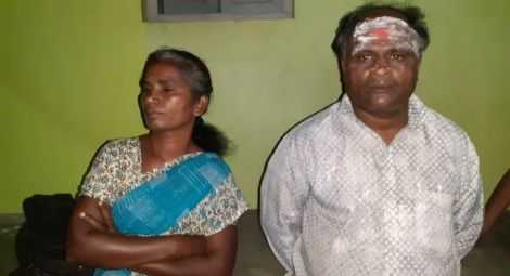Indian Couple Assaulted for Distributing Christian Tracts