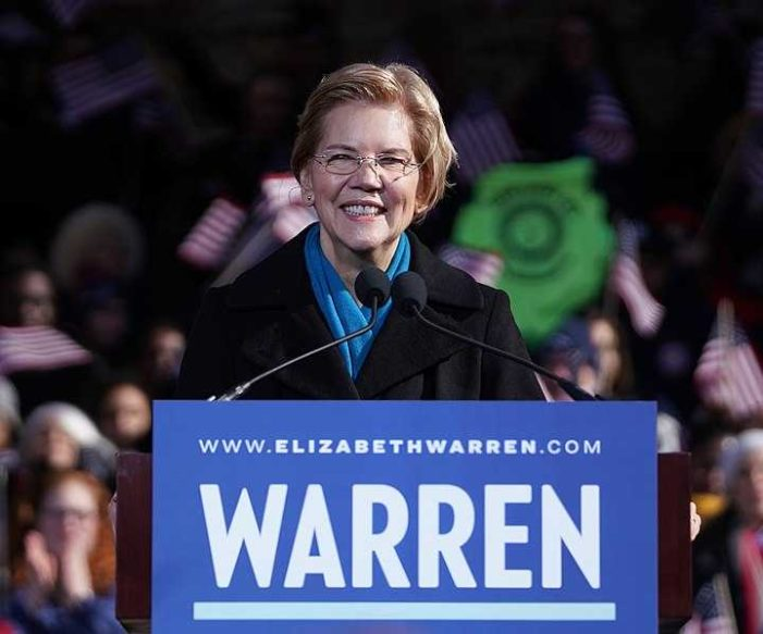 Warren Drops Out of Democratic Primary, Race Down to Biden, Sanders and Gabbard