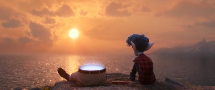 Disney-Pixar Film 'Onward' Centers on Necromancy, Features Line Where Cyclops Subtly Reveals She's Lesbian