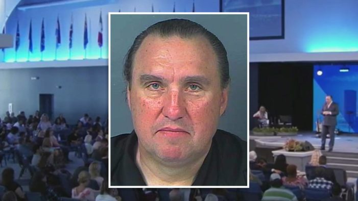 Megachurch 'Holy Ghost Bartender' Arrested for Holding Services With Up to 500 Against County Coronavirus Order