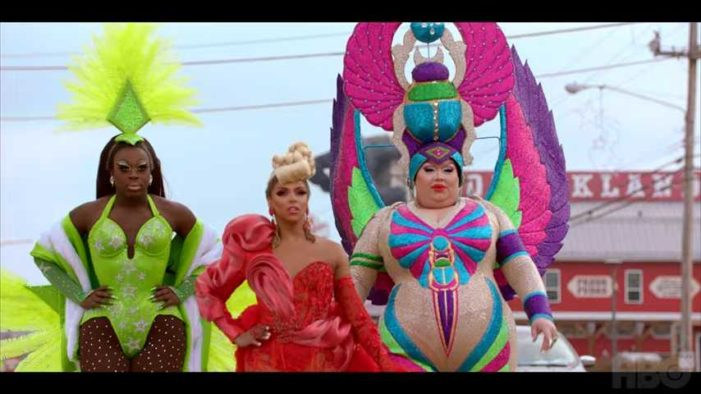 HBO Reality Show to Feature Drag Queens Training 'Small-Town' Americans for Drag Performance