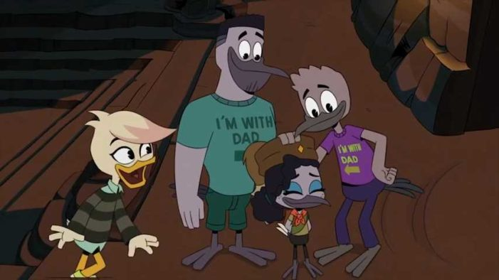 Disney's 'DuckTales' Introduces Violet's Homosexual 'Dads'