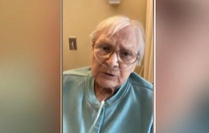 'The Lord Is My Shepherd': 100-Year-Old Woman Recovers From Coronavirus