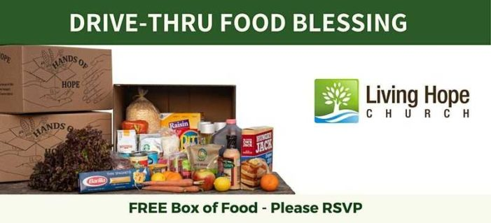 Pa. Church Gives Away Over 300 Boxes of Food to Help Out During Coronavirus Pandemic