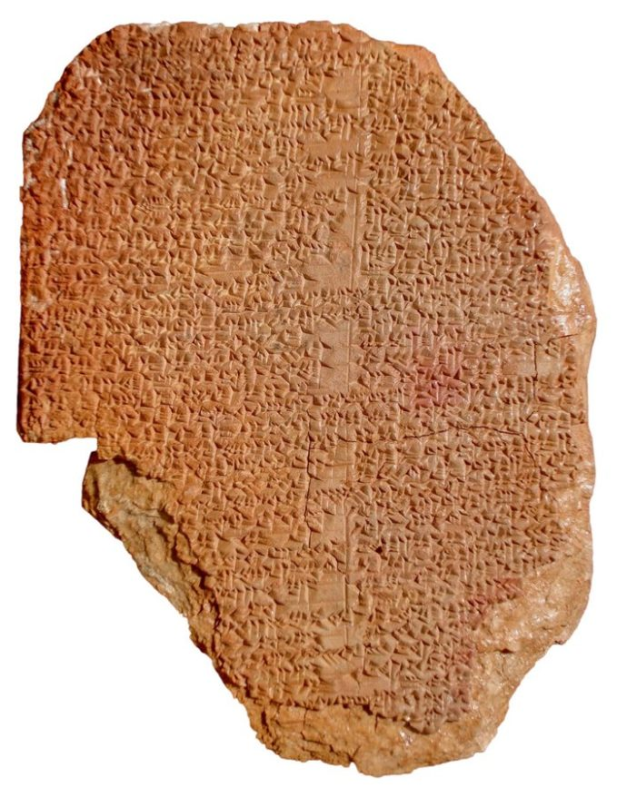 Federal Authorities Announce Forfeiture of Ancient Gilgamesh Tablet From Museum of the Bible