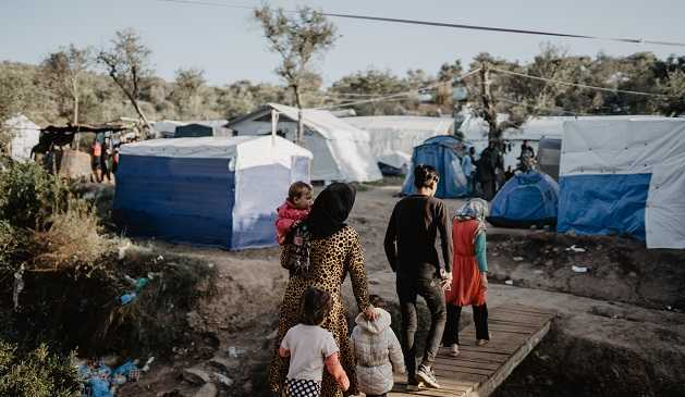 Christian Relief Groups Working to Protect Thousands in Greek Refugee Camp During Pandemic